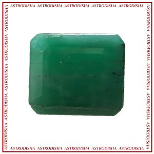 Emerald or pann gemstone