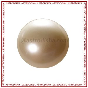 Real pearl for ring